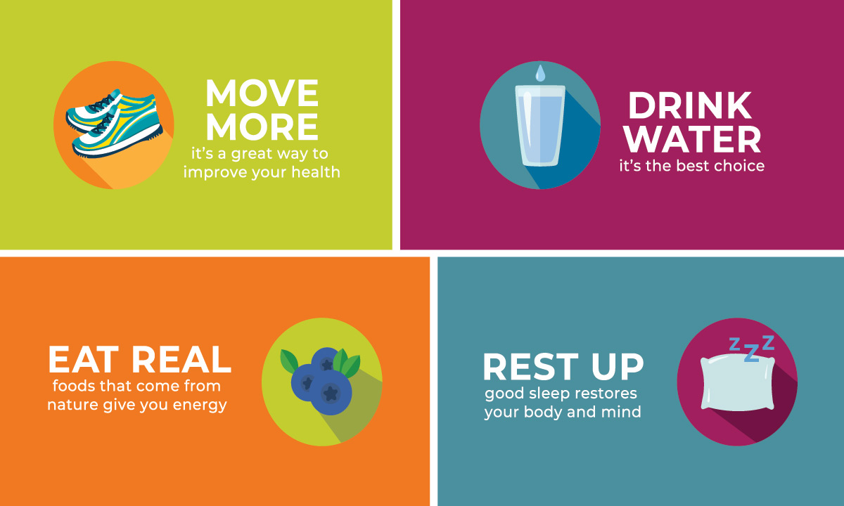 31 tips for good health and longevity